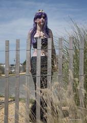 Fishhooked Mermaid (scottnj) Tags: mermaid mermaidparade scottnj asburyparknj scottodonnellphotography