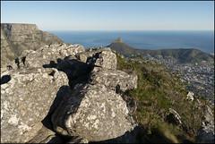 Top of Devils Peak (Rob Millenaar) Tags: southafrica capetown devilspeak tablemountain lionshead scenery landscape signalhill