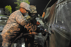 South Carolina National Guard (The National Guard) Tags: hurricanematthew scarng scng scnationalguard southcarolinaarmynationalguard scarmynationalguard flooding hurricaneresponse domops domesticoperations defensesupportofcivilauthorities dsca nationalguard scemd scemergencymanagementdivision firstresponder soldier airman nikkihaley governorofsouthcarolina scgov mcentirejointnationalguardbase conway southcarolina unitedstates south carolina sc ng national guard guardsman guardsmen soldiers airmen us army air force united states america usa military troops hurricane matthew storm weather emergency respond response 2016 disaster relief fuel humvee petroleum