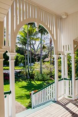 verandah (corymbia) Tags: garden verandah queenslander timber