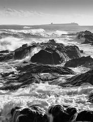 Farne Islands view (Kevin J Allan) Tags: bamburgh canon coastal farneislands iso100 kevinallan northumberland reala t90 film fuji