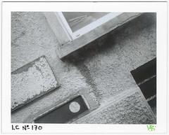 LC No. 170 (LANCEPHOTO) Tags: lc polaroid peelapart landcamera sepia1500 polapremium instant destijl abstract expiredfilm film4life impossibleproject