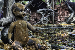 Play with me... (Patrick Crass Photography) Tags: helloween horror creepy abandonned urbex lostplace babies rotten derelict urban exploring