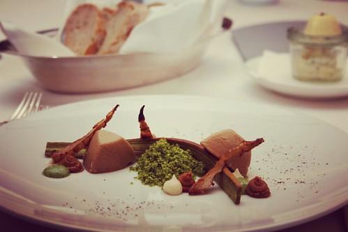 """Abendessen im Restaurant """"Schlosstern"""" im Falkensteiner Schloßhotel Velden am Wörthersee #wörrhersee #schlosshotelwörthersee #falckensteinerschloßhotel #velden #veldenamwörthersee #veldenamwoerthersee #foodporn #food"""