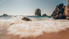 Ursa (-=AE=-) Tags: lisbon portugal sintra praia da ursa light long exposure colors vsco film