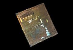 NVIDIA@220nm@Fixed-pipline@NV10@GeForce_256@T5A3202220008_S1_Taiwan_A___DSC04149 (FritzchensFritz) Tags: macro makro supermakro focusstacking fokusstacking focus stacking fokus stackshot stackrail nvidia geforce 256 nv10 220nm fixed pipeline die shot gpu ceramic keramik gpupackage package processor prozessor cpudie dieshots dieshot waferdie wafer wafershot vintage open cracked