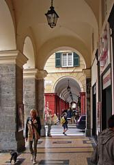 Chiavari (Maxofmars) Tags: europe europa italie italia italy ligurie liguria ville city ciudad citta stadt rue street calle strasse strada via straat carrer
