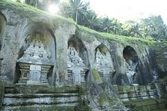 Gunung Kawi (Maarten Roggeman) Tags: indonesia bali gunung kawi tampaksiring ancient monument candi shrines