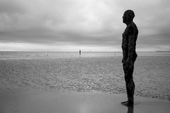 Crosby beach, 'Another place' 14 (nicholasgray4) Tags: crosbybeach anotherplace gormley liverpool pentax k5ii