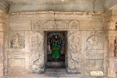 Smaller temple (VinayakH) Tags: bhoganandeeshwaratemple karnataka india temple nandihills chikkaballapura chola ganga hoysala tipusultan religious historic