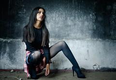 Foto-0011 (-`'Mutant Happiness'-) Tags: girl woman mujer grunge style fashion fotografia photographer model modelo camila castro dinamarca j la serena cuarta region chile indie shots mutanthappiness mutant happiness kariiwho karina espinoza tacones black long hair