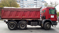 ACTROS (Franko Liberty) Tags: actros mercedes benz 3336 truck lorry camion kamion