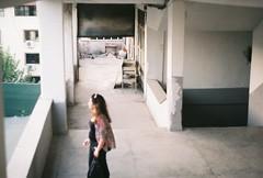 000005 (sizitanimiyorum) Tags: woman looking zenit 122 analog film tudor outdoor street photo searching style vintage