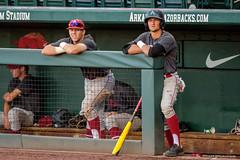 Fall World Series - Game 3-49 (Rhett Jefferson) Tags: arkansasrazorbacksbaseball ericcole hunterwilson