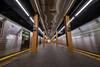 Coming and Going (Nick Gagliardi) Tags: train trains railroad new york city nyc ny subway r bmt fourth avenue line brooklyn bay ridge r46 pullmanstandard 95th street