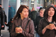 Mostly Asian Times Square Monday in October (zaxouzo) Tags: timessquare nikond90 monday october people public streetstyle street asian 2016 portrait candid