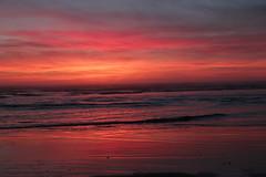 Moclips Beach (suswann) Tags: beach sunset ocean moclips