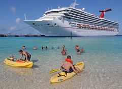 Carnival Destiny (i-Tours) Tags: travel carnival vacation grandturk turkscaicos cruises carnivalcruiselines seavoyages crusiing