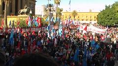 12/12/2014 Sciopero Generale (Giulio Marguglio) Tags: piazza palermo manifestazione sciopero cgil uil corteo scioperogenerale piazzamassimo