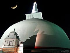 Ruwanwelisaya, Anuradapura, Sri Lanka (Janesha B) Tags: nature landscape stupas dagobas anuradapura srilankawildlife srilankatravel srilankapictures srilankaimages srilankascenery srilankaculturalheritage srilankaholidayphotos