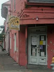 New Orleans, LA / September, 2001 (STREET MASTER) Tags: louisiana neworleans storefront signage storefronts storefacade wwwchrisricheycom christopherricheyphotography christopherrichey chrisricheyphotography chrisrichey photobychristopherrichey photoshotbychristopherrichey christopherricheyphotography