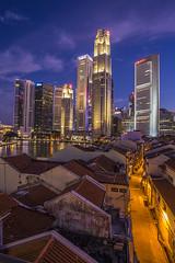 Boat Quay , Singapore (Marty Windle -Travel Photographer) Tags: boat singapore quay cbd marty 2015 windle