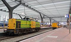 Rotterdam Centraal, RRF & Koploper