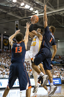 VCU vs. UVA