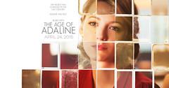 The Age of Adaline 2015 Poster HD Wallpaper - Stylish HD Wallpapers (StylishHDwallpapers) Tags: poster films hollywood actress movies adaline blakelively theageofadaline