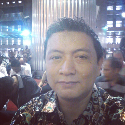 #Alhamdulillah back in #Istiqlal again after so many years!!! @misdiantogroup @Kabinet_ESQBS @MahasiswaESQBS