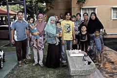 Fauzi birthday (ahmadrjaayphotography) Tags: siti emak iza hakim fauzi abah tasya alif farish zairal raidshayaan