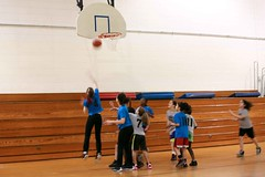Grand Rapids Montessori Girls Basketball Game February 14, 2015 7 (stevendepolo) Tags: girls game basketball youth high union grand rapids montessori grps