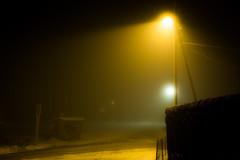 Winter fog (hawk_mia) Tags: street nightphotography light art fog night canon dark 50mm lowlight long exposure mark iii dramatic sigma nighttime 5d dreamy lightroom focal sigma50mm canon5dmarkiii sigma50mmart