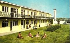 Prestatyn Holiday Camp (trainsandstuff) Tags: vintage postcard retro pontins prestatyn holidaycamp towerbeach cookscamp