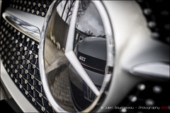Mercedes Vs VW (Julien Boucheteau - Photography) Tags: vw golf mercedes gti vi 250 a