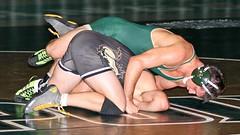 Green and Gold Meet - g&G (207) (Leo Tard1) Tags: california ca usa male canon wrestling wrestler communitycollege sanluisobispo wrestle calpoly singlet 2014 eos7 collegewrestling greenandgoldmeet
