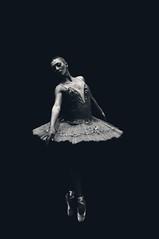 Anna (Goodnightslut) Tags: bw ballet dance dress body dancer full passion graceful tutu d90