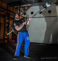 Manly Selfie Stick - ODC Everyday Object (bradwendes) Tags: portrait man sexy muscles canon studio beard funny comedy body masculine manly satire lifestyle humour health 5d stick parody wayland olympic fitness gym weight eso barbell scramble selfshot lifting selfie odc aesthetic bjj mkiii mk3 strobist ourdailychallenge selfiestick doyouevenlift poweringthrough scramblog