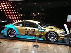 2014 DTM Mercedes AMG C-Coupe 6 Speed 4Litre V8 (mangopulp2008) Tags: 6 paris speed mercedes gallery dtm v8 amg elyse 2014 ccoupe 4litre champes mercedesbenzgallery