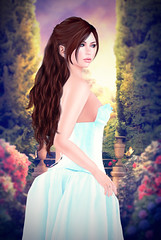 Amanda - The Secret Garden (Nostalgiadream) Tags: life hair truth mandala second glam affair maitreya junbug