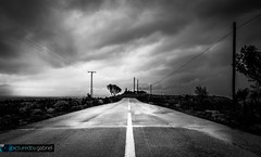 Road to nothing! (Gabri Gisbert - Pictured by Gabriel) Tags: lighthouse faro grey gris cabo paz tormenta cape javea xabia