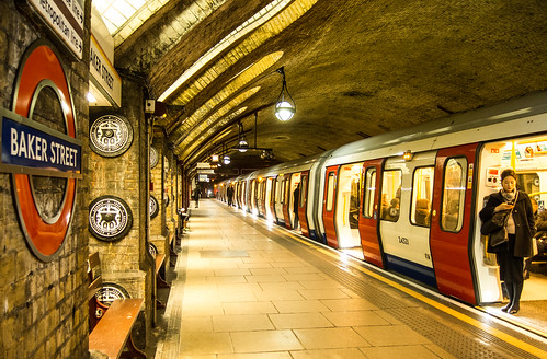 Baker Street by stopherjones, on Flickr