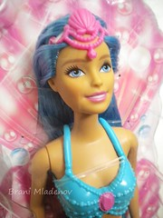Mermaid Barbie 2015 ! (Brani's fashion dolls) Tags: anime colorful dolls barbie colored mermaid har 2015