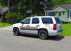 St Martin Parish Sheriff_9083 (pluto665) Tags: tahoe sd chevy sheriff squad suv department cruiser so smpso