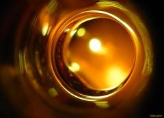 golden dreams (HansHolt) Tags: macro reflection glass neck circle gold golden bottle crystals ring liquor dreams glas cointreau crystallized liqueur hals fles cirkel goud reflectie likeur kristallen olympusmju9010 olympusstylus9010