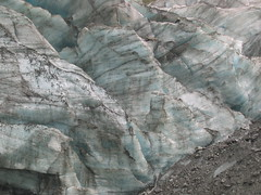The Wall of Fox Glacier