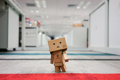 Escape from the office NOW! (naki.s) Tags: toys danboard