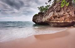 Padang-padang Beach, Bali, Indonesia (piyu_style) Tags: longexposure sea bali beach nature indonesia landscape island photography slowshutter