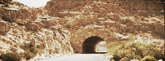 The Tunnel going to Rio Grande Village