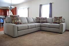 Smith Brothers 8000 series Sectional (Brian's Furniture) Tags: 6 stain corner cord person 22 back arm brothers body 5 seat smith right semi pillows sofa fabric series cloth sectional left deco attached cushions laf raf facing 8000 welt shagbark 8141 333314 275703 po11015111 120x96